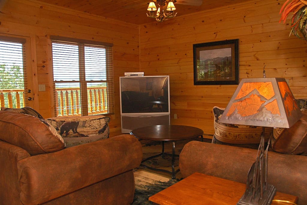 Mayberry morning cabins for rent in sevierville for 37862 vessing terrace