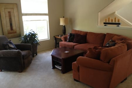 Quiet condo near State Capital - West Sacramento - Apartamento