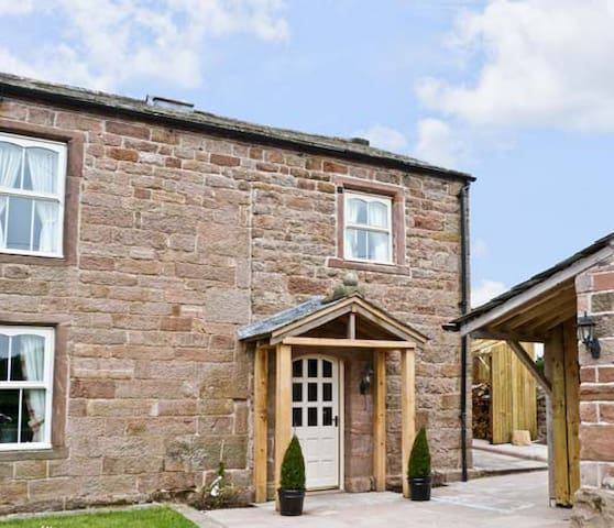 THE COW BYRE, luxury holiday cottage in Barras, Ref 7512