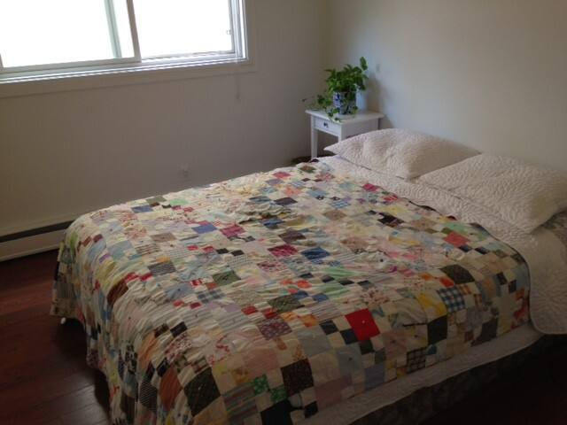 Bright and clean downtown apartment - Edmonton - Apartment