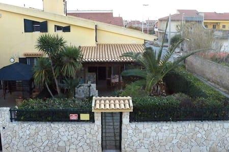 Villa Minerva con ampio giardino. - Casuzze - Villa