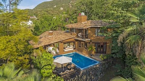La Casa de Adobe, Club de Golf Hacienda San Gaspar