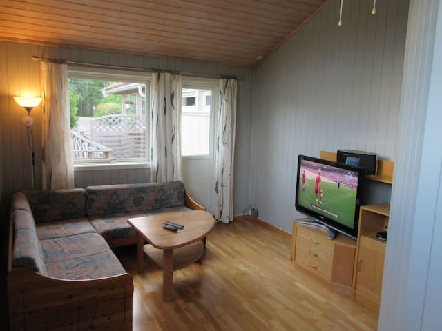 75m2 leilighet (egen inngang i hus) - Kongsvinger - Wohnung