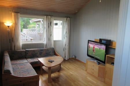 75m2 leilighet (egen inngang i hus) - Kongsvinger