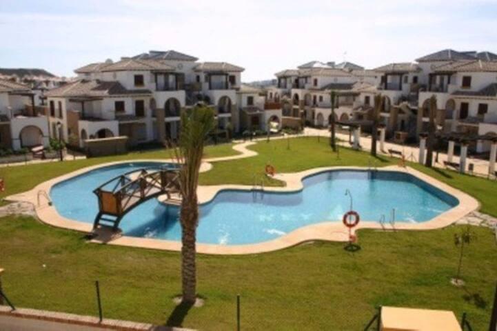 Al-Andalus Thalassa V - Vera - Flat