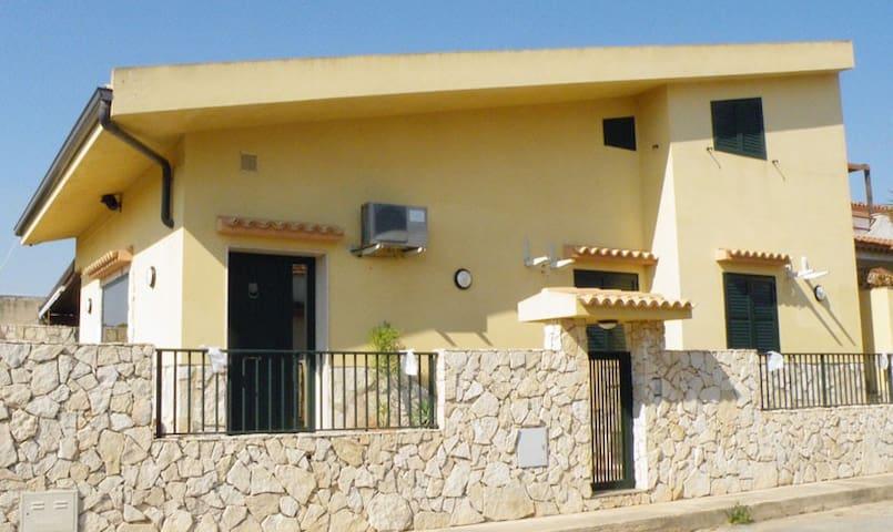 Appartamento Alfeo - Casuzze - Lejlighed