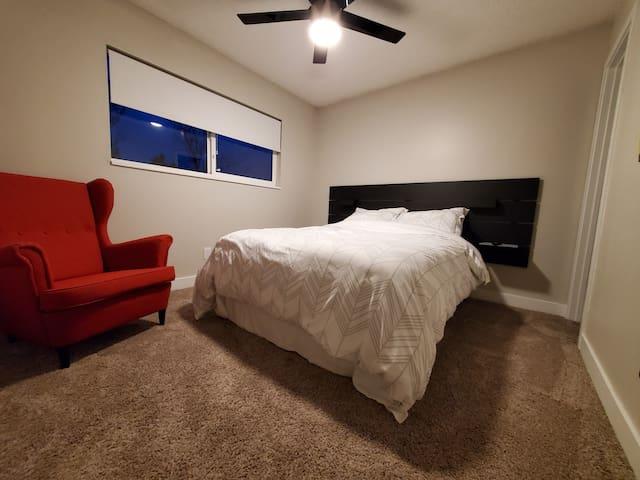 Private Bath Mountain View Master Suite