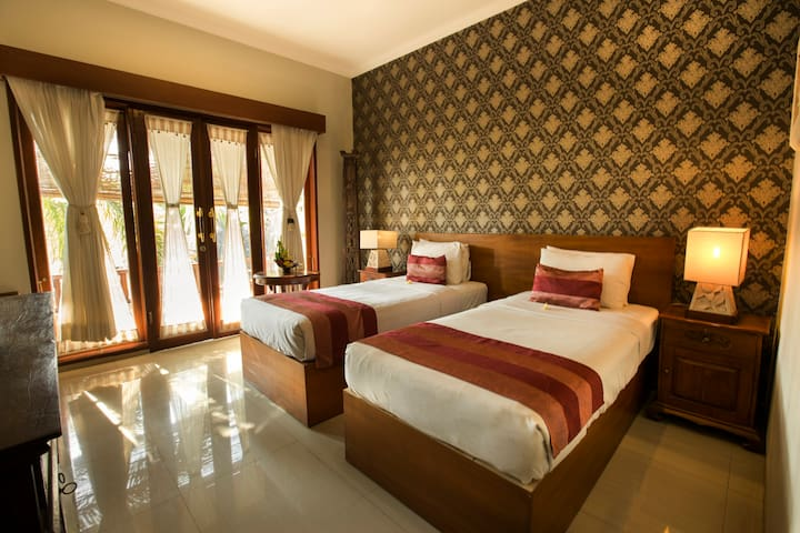 Balinese House Sanur Value of Money+Friendly Staff