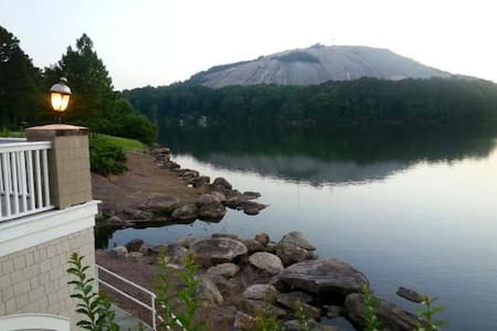 5-StarB&B Perfect Location StnMtnPark ATL - 石头山(Stone Mountain)