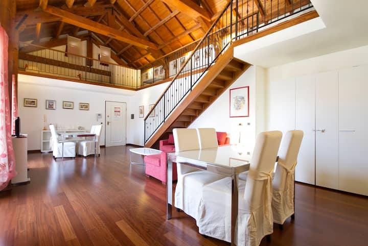 The Loft, Alghero quality apartment