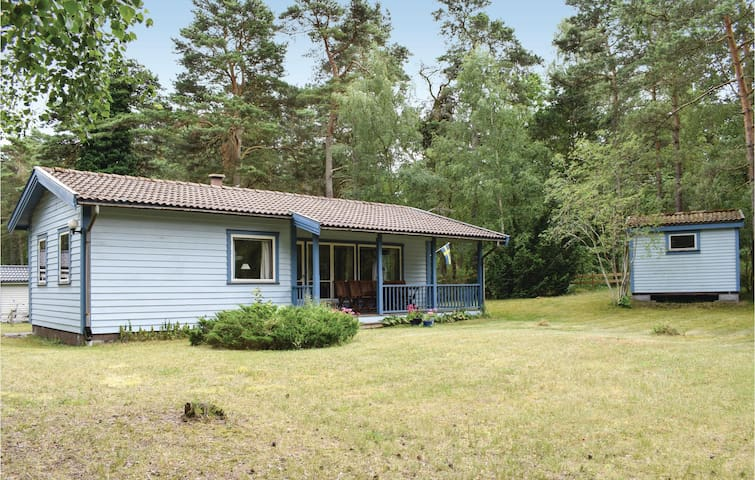 Holiday cottage with 3 bedrooms on 74m² in Yngsjö