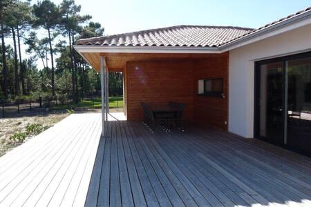 Maison contemporaine montalivet - Vendays-Montalivet - 단독주택