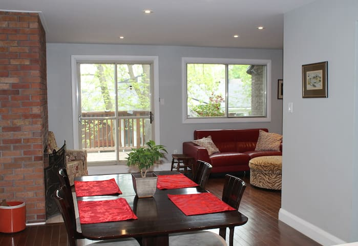 Your home away from home in Old Ottawa South