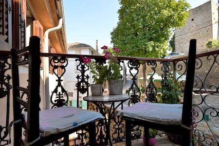 Amazing view and charming balcony - Motovun - Apartmen