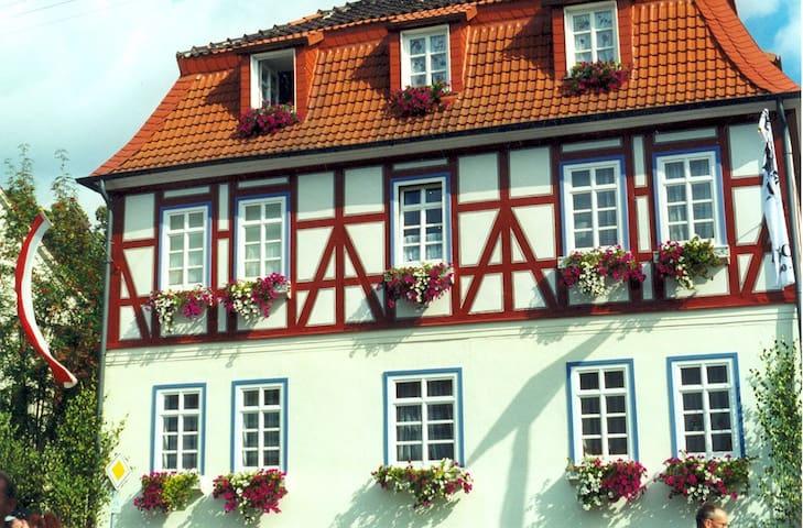 Ferienwohnung Wacker - Fritzlar - Apartment