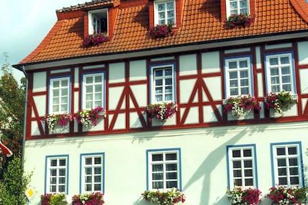 Ferienwohnung Wacker - Fritzlar - Apartemen