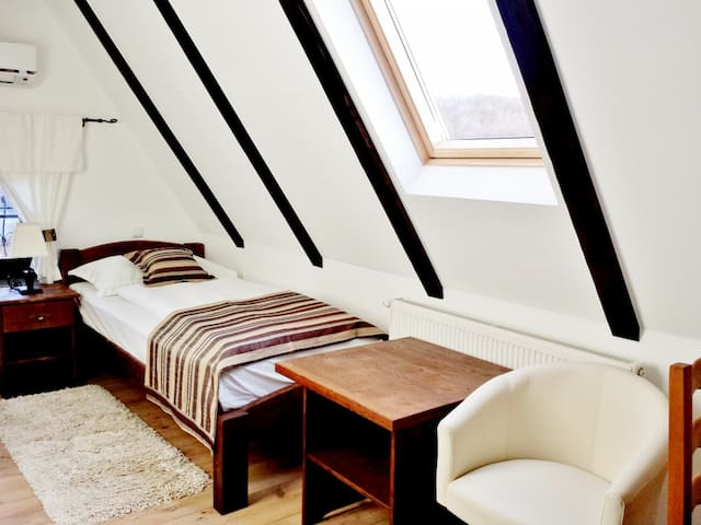 Romantic attic in the Plitvica lake - Ra 202 - Plitvica Selo - Rumah