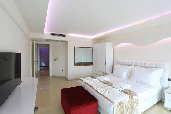 Shimal Residence & Hotel Akyaka 2+1 - Mugla - Apartamento