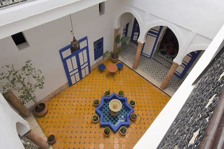 Magical oasis Riad