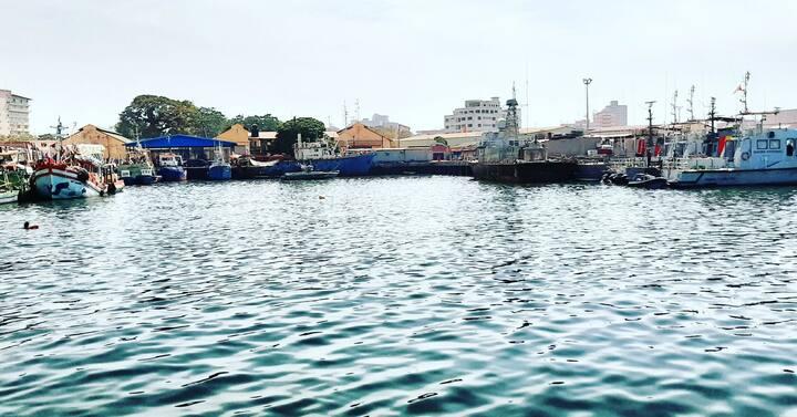 Conakry,Loos Island