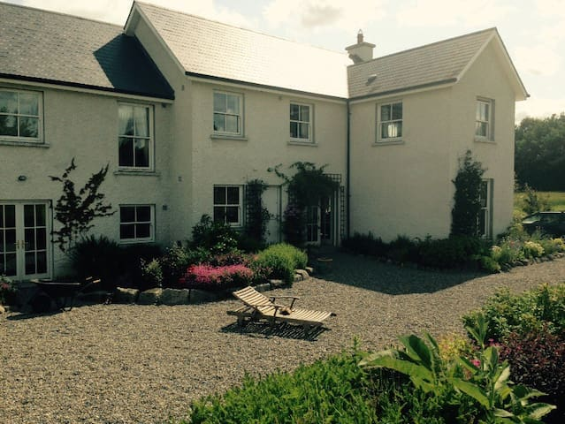 Oldfort on Lisnavagh estate - Tullow - Casa
