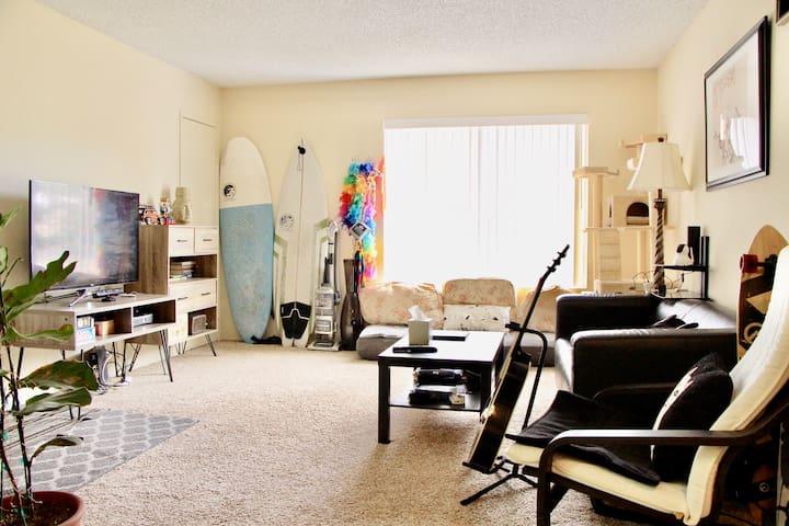 Cozy Private Room in La Jolla near UCSD