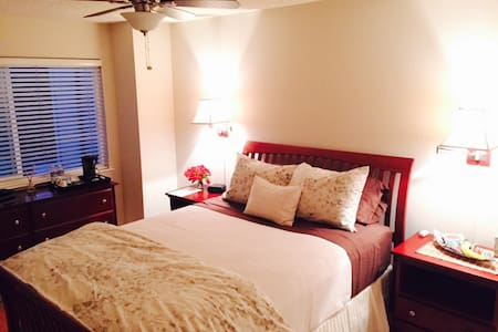 Beautiful Private Room & Bath - Cupertino - Haus