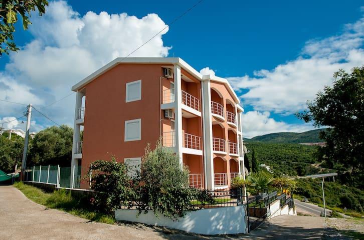 Apartmani Jovetic Czarnogóra Utjeha Montenegro