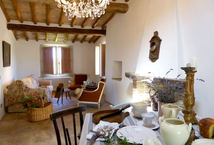 Elegant countryside vacation home - Todi - Apartament