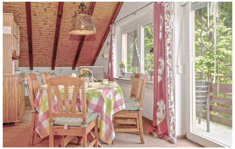 Holiday apartment with 1 bedroom on 70m² in Schonach