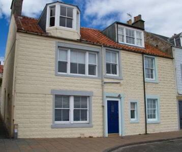 Midshore Cottage, Pittenweem - Hus