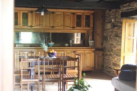 Casa de turismo rural en plena naturaleza A Niñada - O Incio