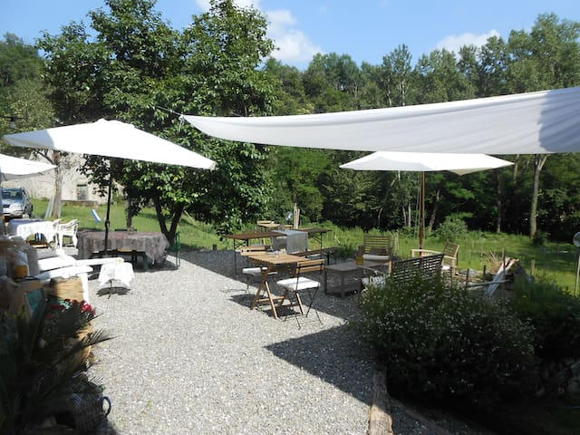 Authentic Tuscany near 5 Terre Lunigiana - Fivizzano - Apartmen