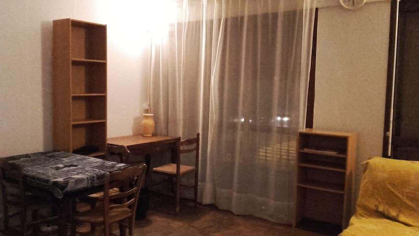 studio 33 m2 avec balcon, Grenoble centre