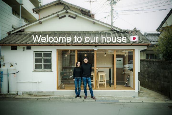 Reasonable Japanese style old house(roomB)