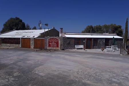 Die Kliphuis Restaurant en Herberg - Fam DBL Room