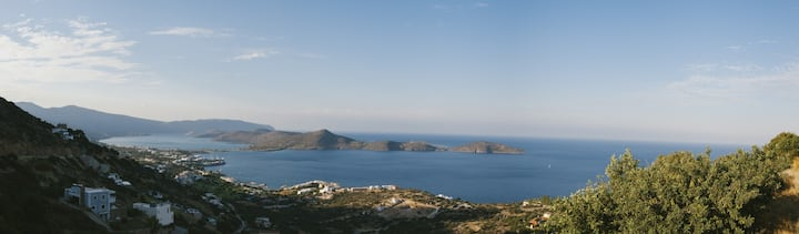 Αpartment with great Sea View over Elounda Gulf