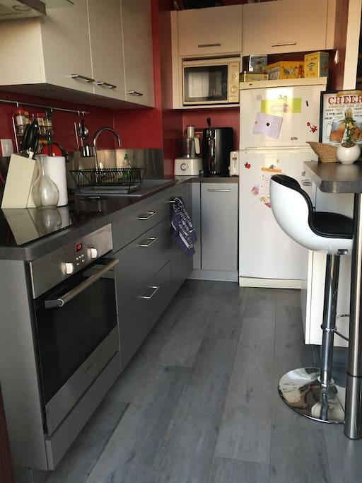 Bel appart minimes proche centre appartements louer for Location garage toulouse minimes