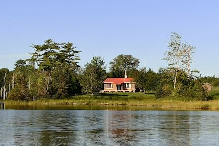 Bras d'Or lake seclusion - Cottage on the coves