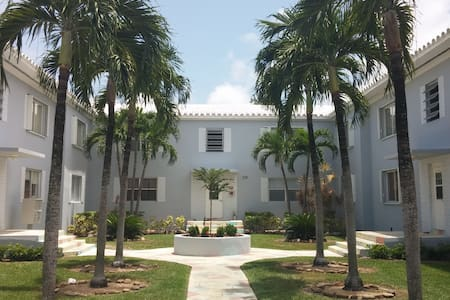 Private BR, minutes from Downtown - Miami - Apartment