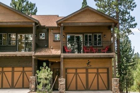 3 BedrmTruckee Townhome with Style  - Truckee - House