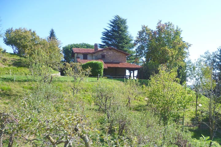 ITALIAN COUNTRY HOUSE - CASA BRUDER - Palazzago - House