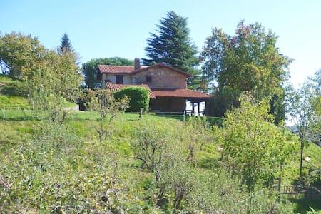 ITALIAN COUNTRY HOUSE - CASA BRUDER - Palazzago - Talo