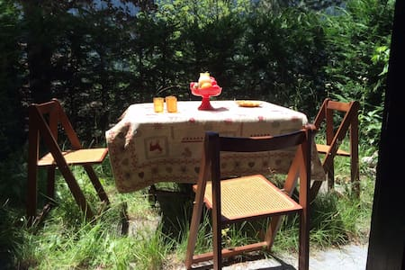 Cozy studio close to the Mont Blanc - Pré-Saint-Didier