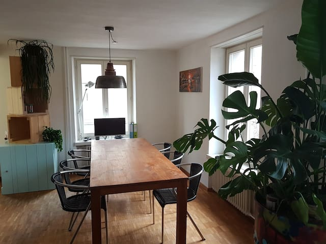 Cozy flat near the centre in good quarter