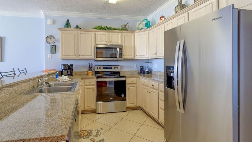~ Ocean Villa 1101 or 1102  Side by Side Condos Ready for a family trip!