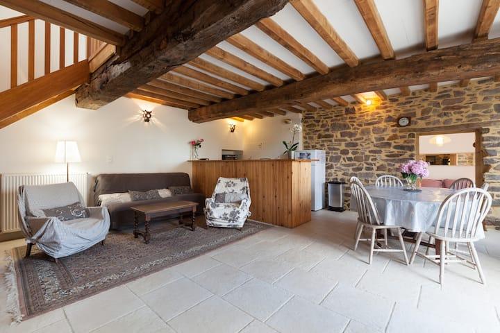 Le Ricotay Cottage