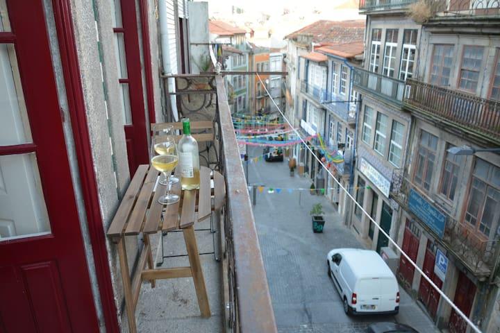 2 floor,3 Bedroom in old town Porto - Porto - House