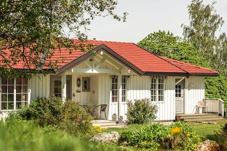Kvarstad Gård - Brumunddal - Casa