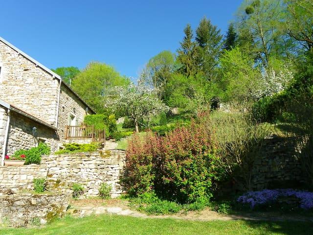 La Montagnarde - Chaudenay-le-Château - Bed & Breakfast